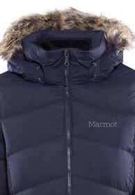 Marmot Montreal Manteau Femme, midnight navy sur !